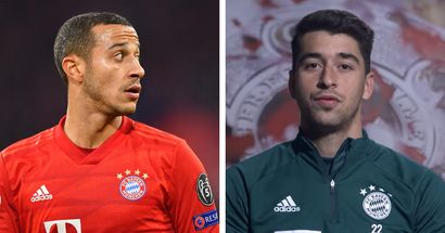 """Roca vermeidet Vergleiche mit Bayerns Ex-Star: """"Thiago ist Thiago und ich bin Marc Roca"""""""