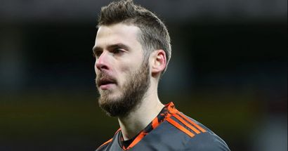 De Gea's shot-stopping struggles for United this season summed up in damning stat