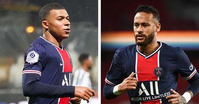 Mbappé 5, Neymar 8 :  Notes de tous les attaquants du PSG cette saison du pire au meilleur
