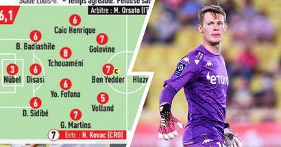 Nübel erhält schlechteste L'Equipe-Note - schwacher Saisonstart für Bayern-Leihspieler