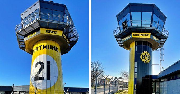 Neuer Spieler bei Dortmund Nr. 21: Leider ist er nur ein Tower