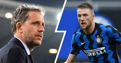 Il Tottenham non si arrende e piomba nuovamente su Skriniar: categorica la risposta dell'Inter a Paratici