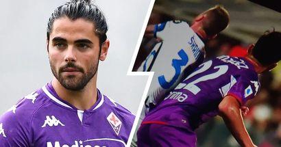 Il gol della Fiorentina è viziato da un fallo molto dubbio non dato a Skriniar: i tifosi nerazzurri si ribellano sui social