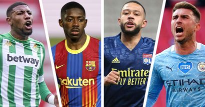 Depay in, Dembele out: 18-name transfer round-up at Barca with probability ratings