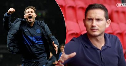 'I'm proud of the job I did': Lampard opens up on Chelsea stint and managerial future