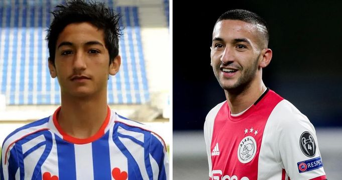 From selling drugs to £38m Chelsea transfer: Hakim Ziyech's rise to success in 6 key moments