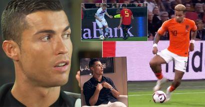 2016 hat Cristiano Ronaldo 5 Talente gewählt, denen er große Zukunft prophezeite - wo sind sie jetzt?