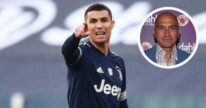 """""""La Juventus ha 4 giocatori che appena li tocchi si buttano"""", l'attacco di Bruno che si scaglia anche contro Ronaldo"""