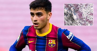 Offiziell: Pedri verlängert mit Barca bis 2026, Verein bestätigt die 1-Milliarde-Klausel