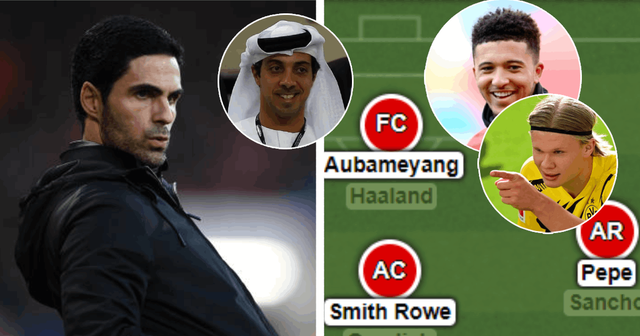 £400m net spend, 7 marquee signings: what Arsenal transfers could look like if Arab sheikhs owned club