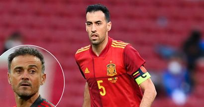 Busquets reportedly ruled out for Spain's next Euro 2020 match after further tests