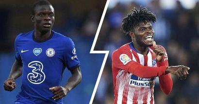 Conte sogna Kanté, ma il pallino di Ausilio è Partey: il ghanese non è incedibile per l'Atlético Madrid