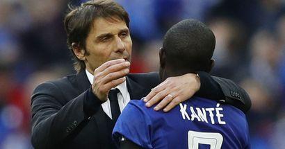 Kante, en la agenda del Madrid, podría acabar en el Inter de Conte