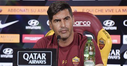 """Fonseca: """"Dzeko fuori per preservarlo, ci serve un altro attaccante anche se il falso nove mi piace"""""""