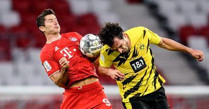 52% der Fußball-Fans in Deutschland interessieren sich für Bayern, 46% - für Dortmund