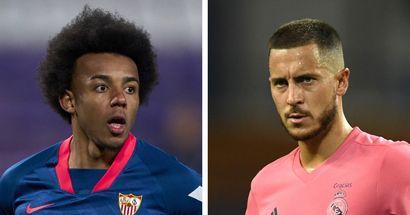 Kounde, Hazard andere: 10 Namen in der Transferzusammenfassung von Real Madrid mit Wahrscheinlichkeitsbewertungen