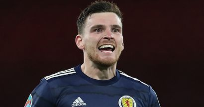 Andy Robertson leads Euros in 1 key stat already, despite loss against Czech Republic