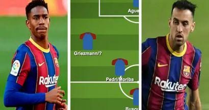 4 posiciones problemáticas que tiene el Barcelona en este momento - explicado