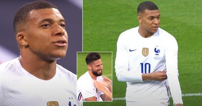 Scandal in France: Kylian Mbappe 'feels attacked' by Giroud's comments, wanted to make a statement