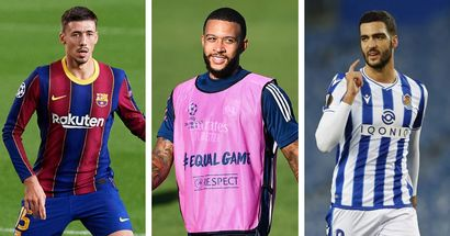 Barca still optimistic on Depay & 3 more big stories that might interest you