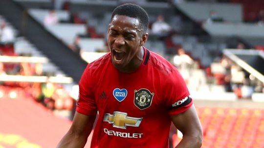 Anthony Martial's Goal Against Bournemouth has won the Manchester United Goal-of-the-Month