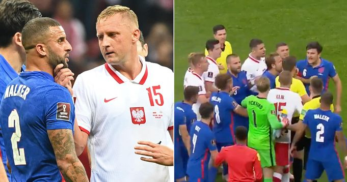 FIFA takes no action over racism allegations from England draw in Poland last month