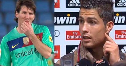 Que s'est-il passé lorsque Cristiano Ronaldo a défié l'équipe de rêve du FC Barcelone