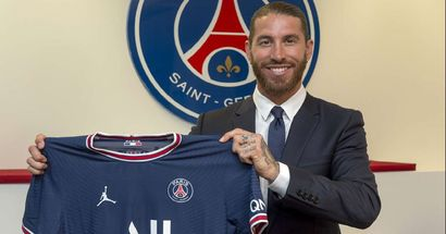 OFFICIEL : Sergio Ramos signe au PSG