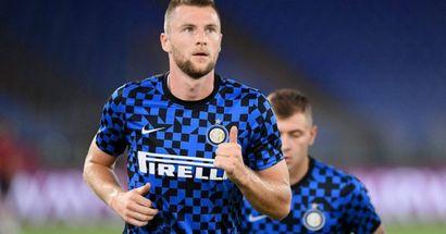 El Inter recupera a Milan Skriniar, al fin negativo por Covid-19