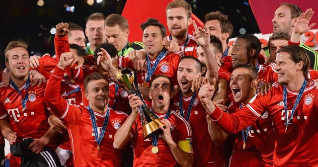 Heute vor 7 Jahren: Die Bayern gewinnen zum ersten Mal die FIFA-Klub-Weltmeisterschaft