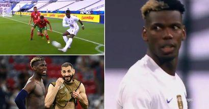 Paul Pogba s'exprime pour la première fois après la sortie choquante de la France à l'Euro 2020