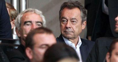 Michel Denisot, ancien président du PSG, est pressenti pour devenir le nouveau président de la LFP