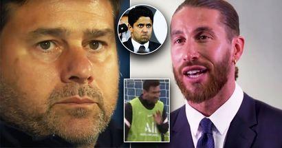 Desvelan el primer conflicto entre Sergio Ramos y el staff del PSG