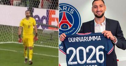 Lo stipendio che Gianluigi Donnarumma guadagnerà al PSG è stato svelato da L'Equipe