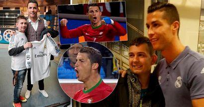 Comment Cristiano Ronaldo a réveillé un jeune fan du coma en réussissant un tour du chapeau