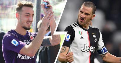 """Castrovilli impressionato da Leonardo Bonucci: """"E' il difensore che mi ha messo più in difficoltà"""""""