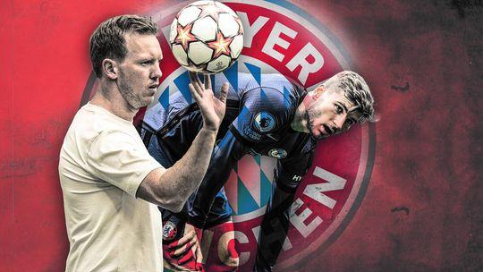 Bayern-Gerücht um Werner: So wichtig war Nagelsmann für seine Entwicklung