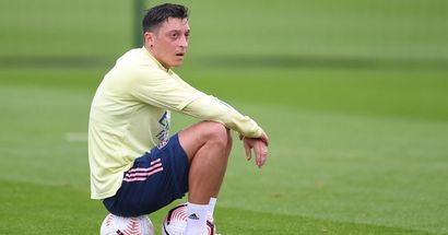 Arsenal not willing to pay any part of Ozil's salary should he leave this January (reliability: 5 stars)