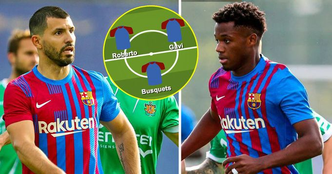 Aguero makes Barca debut in behind-closed-doors friendly: Blaugrana's predicted XI