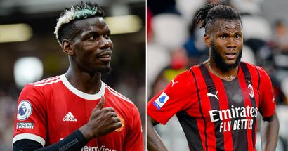 Pogba among 4 free agents Barcelona intends on signing next summer (reliability: 4 stars)