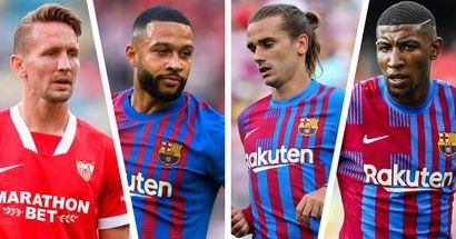 Comment évalueriez-vous la campagne de transfert estivale du Barça de 1 à 10? Pourquoi?