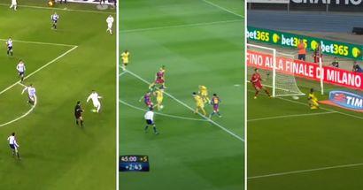 إحداها لريال مدريد.. أفضل 11 تمريرة حاسمة في كرة القدم منذ بداية القرن الحادي والعشرين