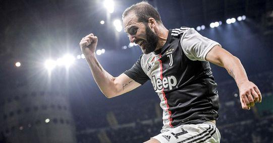 Top 10 gol di Gonzalo Higuain alla Juve