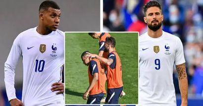 La tensión sigue hirviendo entre Giroud y Mbappé por los recientes comentarios de Olivier