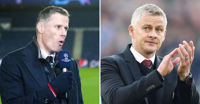 Jamie Carragher: 'Solskjaer will never be at the level of Guardiola, Klopp or Tuchel'