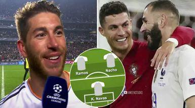Cómo el Real Madrid podría alinearse para El Clásico de Leyendas en 2031