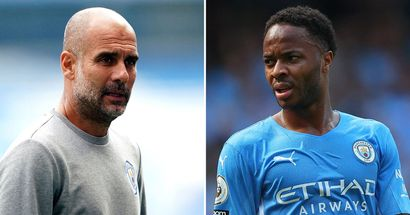 Raheem Sterling reveals he's 'open' to moving abroad with future at Man City in doubt