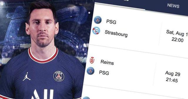 ¿Cuándo debutará Messi en el PSG? Tú preguntaste, nosotros respondimos