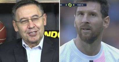 Bartomeu names the only 3 destinations he would've offloaded Messi to