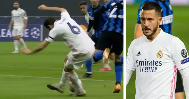'I thought Mariano was our striker. I was wrong': All hail Nacho for winning penalty vs Inter Milan